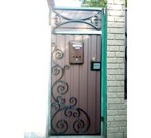 Металлические двери,калитки. - Входные двери в Симферополе