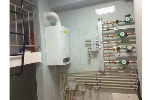 Монтаж, комплектация, теплые полы, инженерные системы, маты для теплых полов в Севастополе - Газ, отопление в Севастополе
