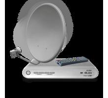Монтаж и подключение спутникового телевидения - Спутниковое телевидение в Феодосии