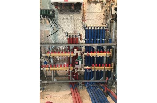 Монтаж и установка  отопления,теплые полы,котельное оборудование и инженерная сантехника. - Газ, отопление в Севастополе