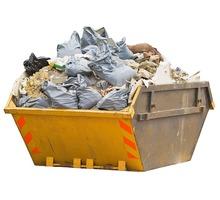 Гурзуф - контейнеры для строительного мусора. - Вывоз мусора в Гурзуфе