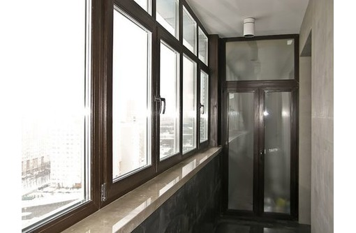Окна,  балконы,  лоджии,  двери,   витрины  и др., фото — «Реклама Севастополя»