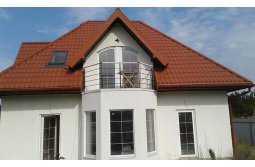 Строительство  домов,  дач - быстро,  качественно  и  недорого, фото — «Реклама Севастополя»