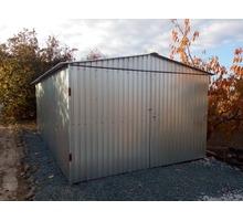 Металлический гараж укрытие от дождя и града бюджетный - Продам в Симферополе