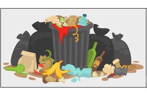 Погрузка и вывоз строительного мусора, грузчики., фото — «Реклама Фороса»
