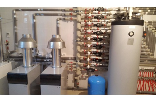 Теплый пол и системы отопления - Газ, отопление в Севастополе