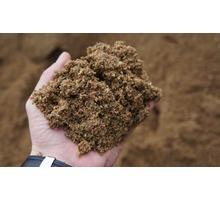 поставка песка для строительных работ фракция 2,2-2,5 - Сыпучие материалы в Черноморском