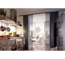 Стеклянная дверь, дверь из стекла - Межкомнатные двери, перегородки в Симферополе
