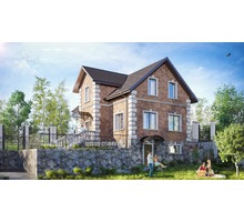 Инстрой - проектирование жилых домов мини гостиниц и общественных зданий в Крыму - Проектные работы, геодезия в Симферополе
