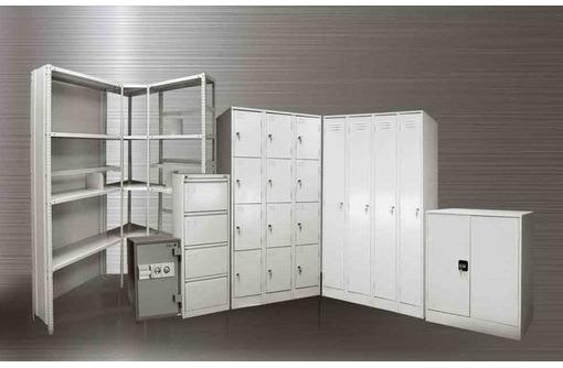 Стеллажи металлические, витрины, прилавки для магазинов складов и архивов - Продажа в Севастополе
