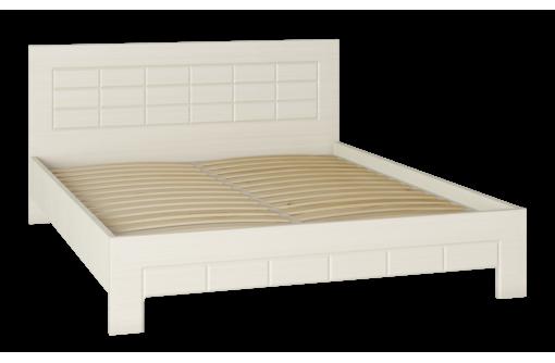 Кровать Изабель ИЗ-323K (2000x1600) береза снежная. Распродажа. Скидка 23%, фото — «Реклама Севастополя»