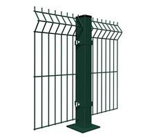Забор металлический сварной 2,5х2,5м, толщ 3 и 4мм, 200х50 мм яч. - Заборы, ворота в Симферополе