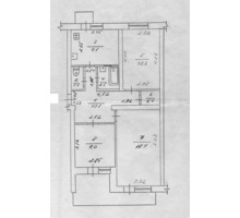 Продам 3-комнатную квартиру, 69 м², Джанкой - Квартиры в Джанкое