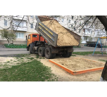 Отсев,щебень песок морской,речной с доставкой - Сыпучие материалы в Севастополе