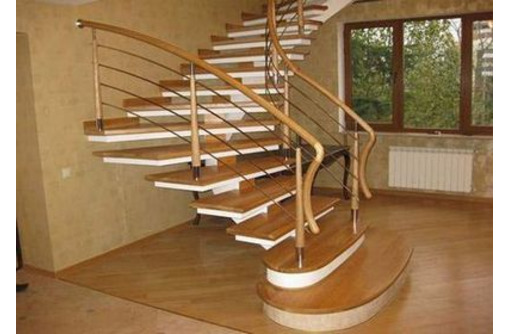 Облицовка металлических и бетонных лестниц, фото — «Реклама Севастополя»