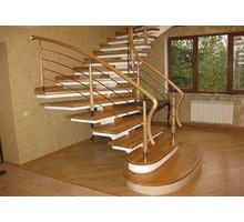Облицовка металлических и бетонных лестниц - Лестницы в Севастополе