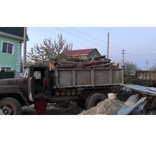 Вывоз мусора Симферополь  услуги грузчиков без вых самосвал 7куб 10т погрузка с 3 сторон+79780636563 - Вывоз мусора в Симферополе