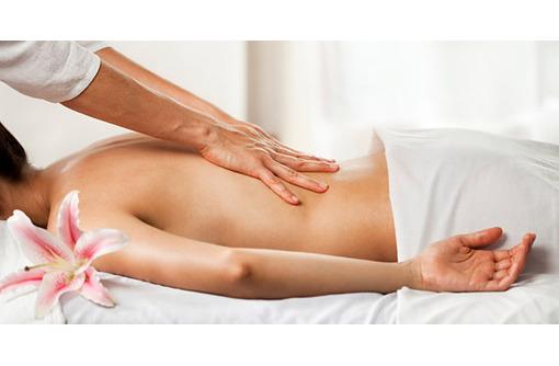 Лечебный массаж спины. Приемлимая цена, фото — «Реклама Севастополя»