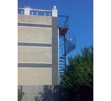 Иизготовлю лестницы из металла разные - Лестницы в Севастополе