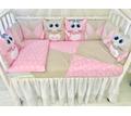 Бортики в кроватку для вашего малыша - Детская мебель в Севастополе