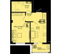 Отличная однокомнатная квартира 35.4м2 за 2 900 000руб. - Квартиры в Форосе