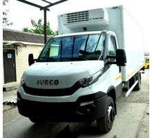 Продажа новых автомобилей-рефрижераторов в Крыму - Малый коммерческий транспорт в Симферополе