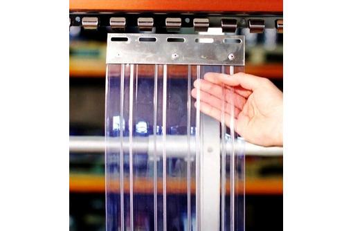 ПВХ штора, ПВХ завеса, Термоштора, Холодильная штора - Продажа в Саках
