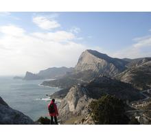 Скалолазание в Крыму - «Туристическая база г. Судака»: все для активного отдыха! - Активный отдых в Крыму