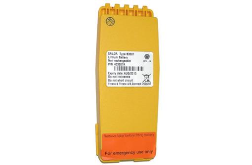 Sailor B3501 литиевая батарея не перезаряжаемая - Продажа в Севастополе