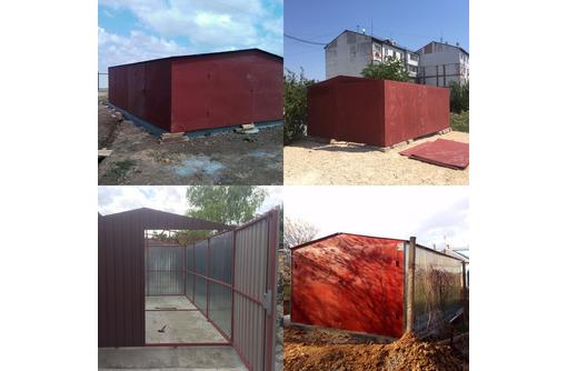 Бытовка строительная 6х2,4 для дачи и стройки - Строительные работы в Севастополе