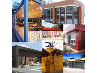 Каркасное и модульное строительство (НТО, коттеджи, Ангары, торговые павильоны, Сто и Мойки) - Продам в Симферополе
