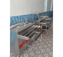 Линия раздачи питания для столовой или кафе - Продажа в Черноморском