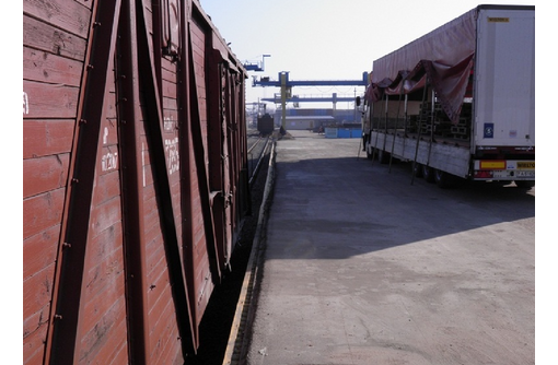 Железнодорожные грузоперевозки в Крым и Севастополь - Грузовые перевозки в Феодосии