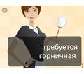 Горничная в отель в п. Поповка - Гостиничный, туристический бизнес в Саках