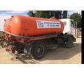 Откачка септика выгребных ям и нечистот - Вывоз мусора в Симферополе