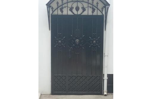 Металлоконструкции в Севастополе: изготовим ворота, калитки, навесы, решетки, двери, заборы, ограды. - Металлические конструкции в Севастополе