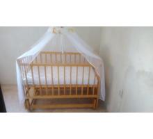 Продается кроватка-маятник - Детская мебель в Севастополе