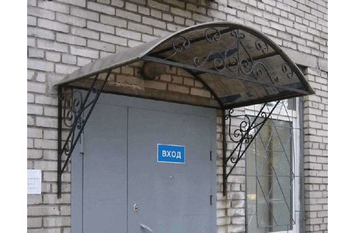 Навесы поликарбонат,Металлоконструкции. - Металлические конструкции в Севастополе