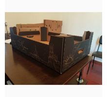 ящики для упаковки яблок из пятислойного гофрокартона - Эко-продукты, фрукты, овощи в Красногвардейском