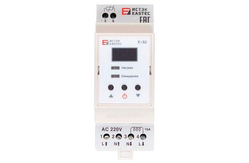 Терморегулятор EASTEC E -32 DIN - Газ, отопление в Севастополе