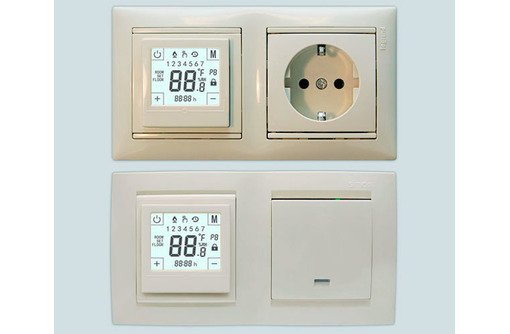 Терморегулятор для теплого пола Grand Meyer W225 - Газ, отопление в Феодосии