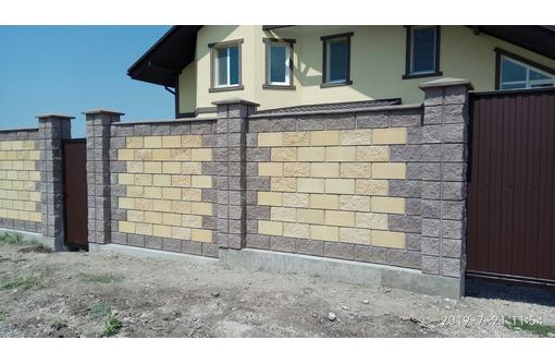 Строительство заборов, ворот, навесов в Севастополе. Компания «Модуль», качество, приемлемые цены., фото — «Реклама Севастополя»