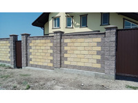 Строительство заборов, ворот, навесов в Севастополе. Компания «Модуль», качество, приемлемые цены. - Заборы, ворота в Севастополе