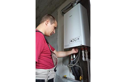 Газовщик с дипломом выполнит ремонт газовых колонок, фото — «Реклама Евпатории»