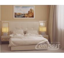 Спальные гарнитуры Севастополь, 7. Кровать, Панель к кровати, Стол туалетный, Шкаф-купе, зеркало - Мебель для спальни в Севастополе