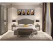 Спальня купить в Севастополе 4. Банкетка, Тумба прикроватная, Шкаф трёхстворчатый с зеркало, Кровать, фото — «Реклама Севастополя»