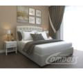 Спальня цена 48 600 руб. Кровать, Тумбы, Матрас. Фабрика мебели Компасс-Стиль в Севастополе - Мебель для спальни в Севастополе
