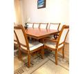 Продам большой обеденный стол с комплектом стульев 12 шт. - Столы / стулья в Крыму