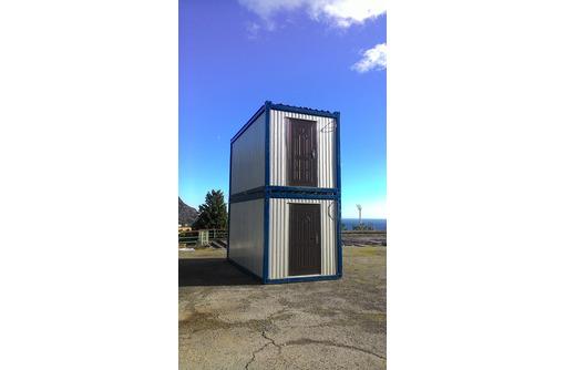 Бытовки дачные модульные домики.Проект и 3D модель в подарок.Звоните - Металлические конструкции в Севастополе