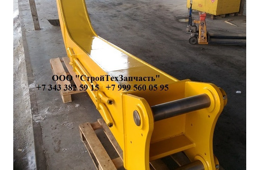 Удлинитель рукояти экскаватора под вибропогружатель ямобур грейфер - Для грузовых авто в Севастополе
